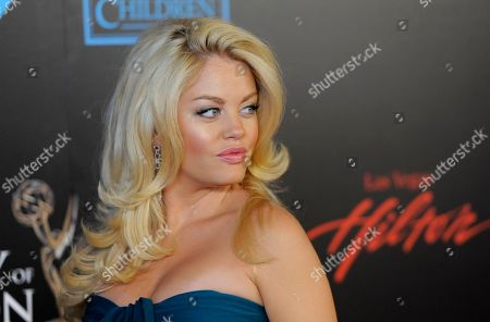 Bree Williamson Bree Williamson arrives at the 37th Annual Daytime Emmy Awards, in Las Vegas