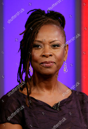 "Robin Quivers Robin Quivers on the ""Fox & friends"" television program in New York"