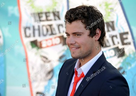 Levi Johnston Levi Johnston arrives at the Teen Choice Awards in Universal City, Calif. Johnston, the father of former Alaska Gov. Sarah Palin's grandson, has filed papers to run for office in his hometown of Wasilla, Alaska, next year