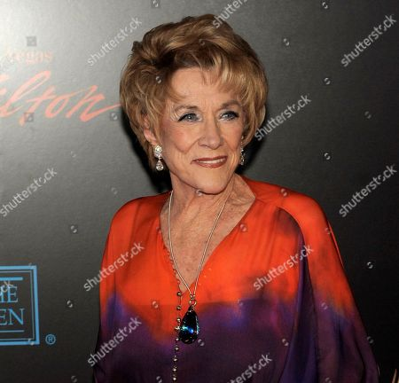"""Jeanne Cooper Actress Jeanne Cooper arrives at the 37th Annual Daytime Emmy Awards in Las Vegas. CBS says soap opera star Jeanne Cooper has died. She was 84. Cooper played grande dame Katherine Chancellor on CBS' """"The Young and the Restless"""" for nearly four decades"""