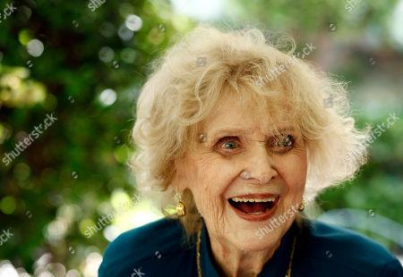 Editorial picture of People Gloria Stuart, Los Angeles, USA