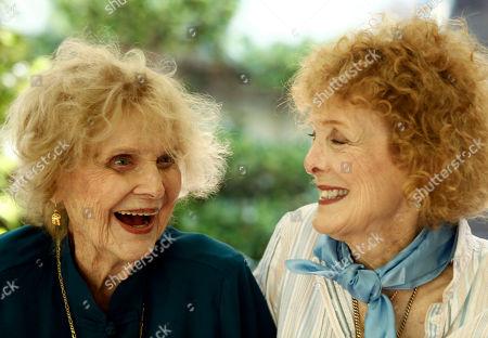 Editorial image of People Gloria Stuart, Los Angeles, USA