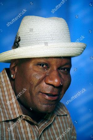 Ving Rhames Actor Ving Rhames poses for a portrait in New York