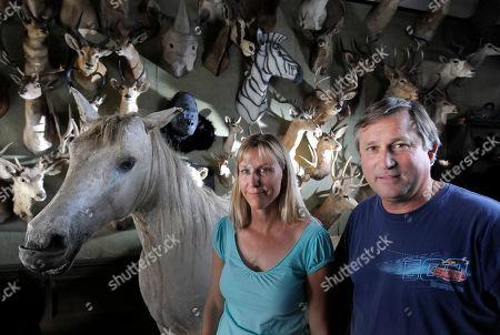 Editorial photo of Pets Trigger's Taxidermist, Burbank, USA