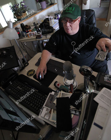 Larry Love Medical marijuana patient Larry Love browses through his podcasts in his home studio in Santa Fe, N.M., on . Love runs an online radio blog and has been critical of the New Mexico Department of Health, which he contends approves new medical marijuana growers much too slowly