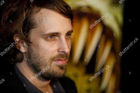 "Alex Aja Director Alex Aja arrives at the premiere of ""Piranha 3D"" in Los Angeles"