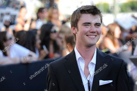 """Cameron Bright arrives at the premiere of """"The Twilight Saga: Eclipse"""" on in Los Angeles"""