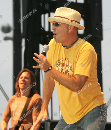 Sawyer Brown performs at the NEMO Fair in Kirksville Mo