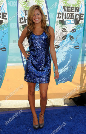 Chandler Lutz Chandler Lutz arrives at the Teen Choice Awards on in Universal City, Calif