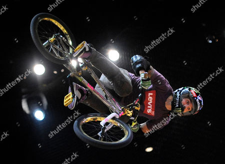 Jamie Bestwick Jamie Bestwick catches air on his way to winning the gold medal in the BMX Freestyle Vert final on at X Games 16 in Los Angeles