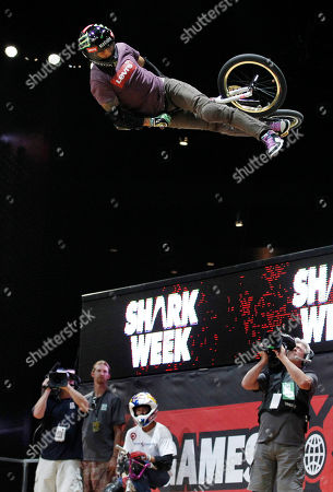 Jamie Bestwick Jamie Bestwick competes in the BMX Freestyle Vert Final during the X Games in Los Angeles, . Bestwick won the competition