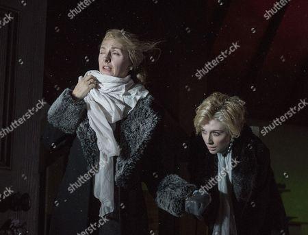 Hope Davis as Ingrid Dodd, Elizabeth Debicki as Mona Sanders