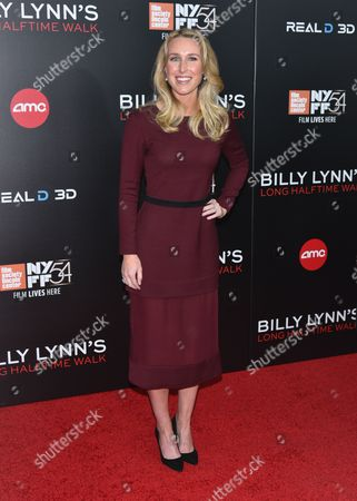 Editorial picture of 'Billy Lynn's Long Halftime Walk' film premiere, New York Film Festival, USA - 14 Oct 2016