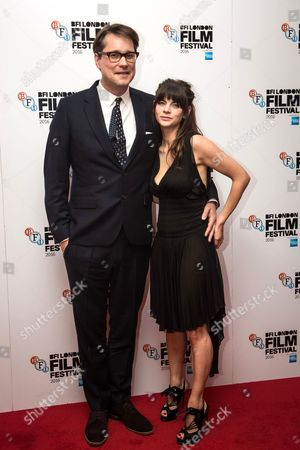 Editorial picture of 'Trespass Against Us' Premiere, 60th BFI London Film Festival, UK - 14 Oct 2016
