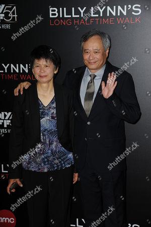 Jane Lin, Ang Lee