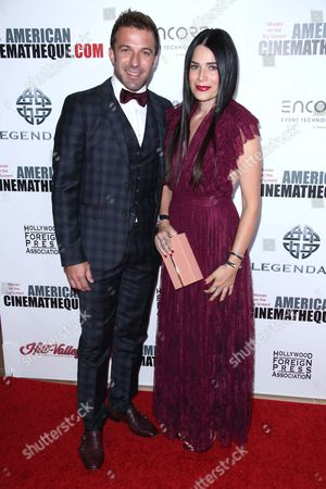 Editorial image of The 30th Annual American Cinematheque Award Ceremony, Arrivals, Los Angeles, USA - 14 Oct 2016