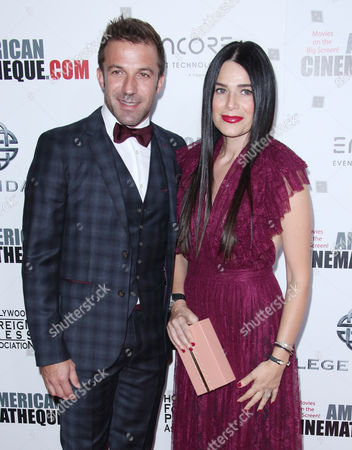 Editorial picture of The 30th Annual American Cinematheque Award Ceremony, Arrivals, Los Angeles, USA - 14 Oct 2016