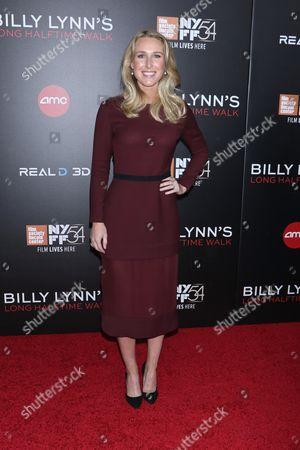Editorial photo of 'Billy Lynn's Long Halftime Walk' film premiere, New York Film Festival, USA - 14 Oct 2016