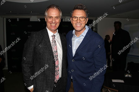 Tim Daly and Keith Carradine