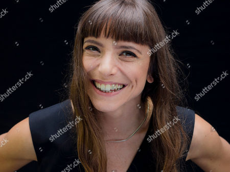 Eva Grieco Actress Eva Grieco poses for portraits for the film Sole Cuore Amore, at the 11th edition of the Rome Film Festival, in Rome