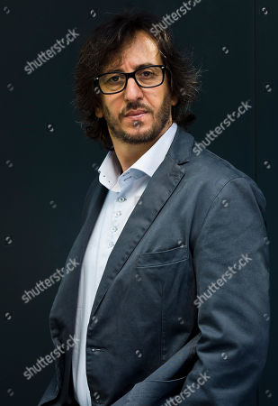 Daniele Vicari Director Daniele Vicari poses for portraits for the film Sole Cuore Amore at the 11th edition of the Rome Film Festival, in Rome