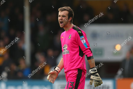 David Gregory of Cambridge United during Cambridge United vs Grimsby Town, Sky Bet EFL League 2 Football at the Abbey Stadium on 15th October 2016