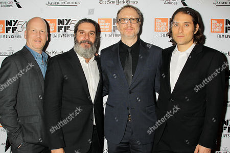 Dale Johnson, Anthony Katagas, James Gray and Jeremy Kleiner
