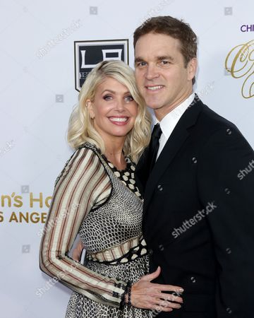 Luc Robitaille, Stacey Toten