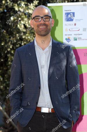 Stock Image of Doug Sweetland