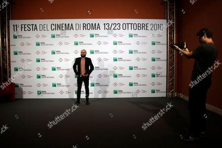 Editorial photo of Italy Film Festival 7:19 Photo Call, Rome, Italy - 16 Oct 2016