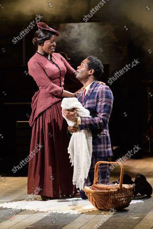 Ako Mitchell (Coalhouse), Jennifer Saayeng (Sarah)