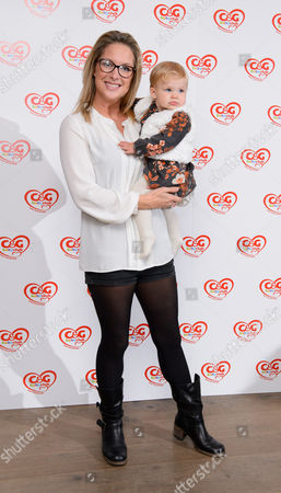 Gemma Bissix attends the C&G baby club 'The Happy Song' launch event at London's Ham Yard Hotel in Soho. UK