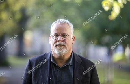 Michael Connelly is an American author of detective novels at the Cheltenham Literature Festival.
