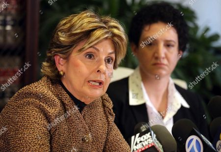 Ann Russo, Gloria Allred Ann Russo, right, who describes herself as a friend of Donald Trump accuser Summer Zervos, and attorney Gloria Allred discuss Russo's experience with Zervos and the claims against Trump, at a news conference in Los Angeles . Russo said that Zervos told her in about 2010 that Trump had been verbally, physically and sexually aggressive with her during a job interview at that time