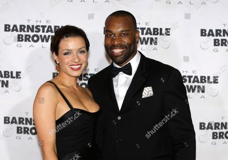 Rebecca Marshall, Baron Davis Rebecca Marshall and Baron Davis arrive at the Barnstable Brown Derby party in Louisville, Ky., . The 136th Kentucky Derby will be held Saturday, May 1