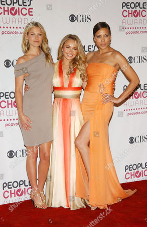 Ali Larter, Hayden Panettiere and Tawny Cypress