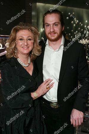 Sybil Yurman  and Evan Yurman