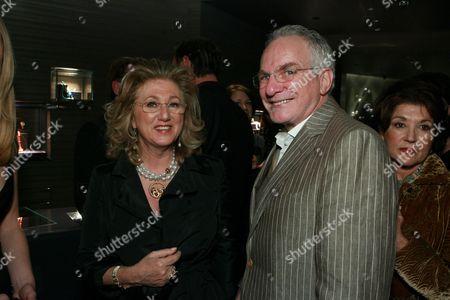 Sybil Yurman  and David Yurman