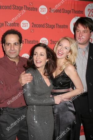 Editorial photo of 'The Scene' play opening night, Second Stage Theatre, New York, America - 11 Jan 2007