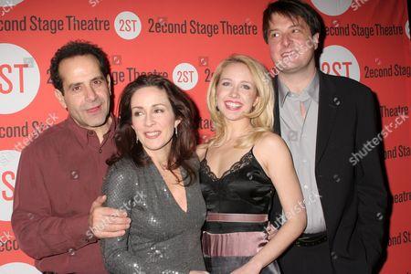 Tony Shalhoub, Patricia Heaton, Anna Camp, Christopher Evan Welch