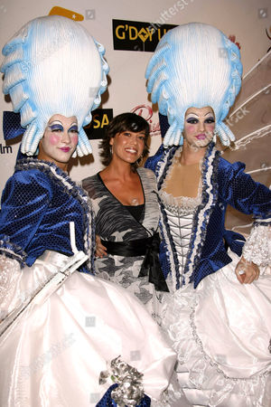 Editorial image of G'day USA' Priscilla, Queen of the Desert'  musical  at Paramount Studios, Los Angeles, America  - 11 Jan 2007