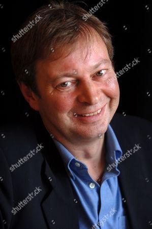 Stock Picture of Adam Sisman