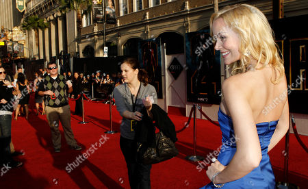 Editorial photo of Los Angeles - World Premiere of Iron Man 2, Los Angeles, USA