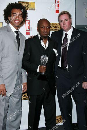 Editorial photo of 12th Annual Critics Choice Awards, Santa Monica Civic Auditorium, Los Angeles, America - 12 Jan 2007