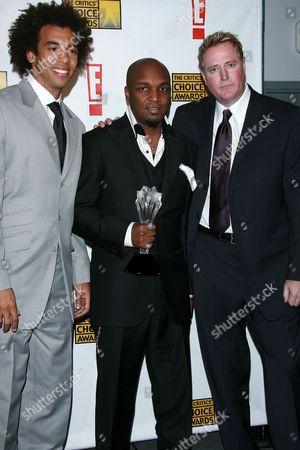 Editorial image of 12th Annual Critics Choice Awards, Santa Monica Civic Auditorium, Los Angeles, America - 12 Jan 2007