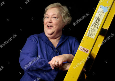 Kathy Kinney Actress Kathy Kinney poses for a photograph, in Los Angeles