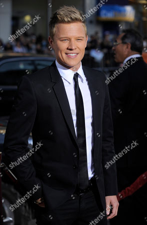 "Chris Egan Chris Egan, a cast member in the film ""Letters to Juliet,"" arrives at the premiere of the film in Los Angeles"