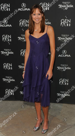 """Stock Picture of Alexie Gilmore Actress Alexie Gilmore arrives at the premiere of the film """"Mercy"""" in Los Angeles"""