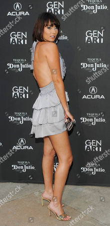 """Wendy Glenn Actress Wendy Glenn arrives at the premiere of the film """"Mercy"""" in Los Angeles"""