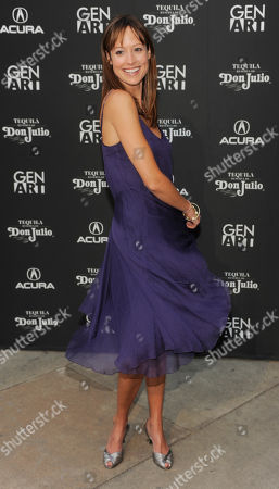 """Alexie Gilmore Alexie Gilmore, a cast member in the film """"Mercy,"""" poses at the premiere of the film in Los Angeles"""